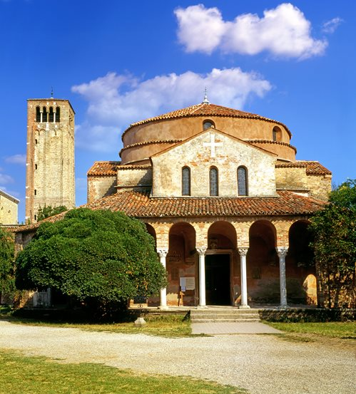 Torcello, Itálie